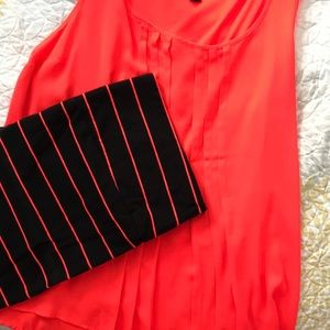 Torrid Outfit...Tank Top and Pencil Skirt